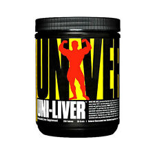 Universal Uni Liver 250Tabletten Rindfleisch Aminosäuren Beef Amino Muskelaufbau