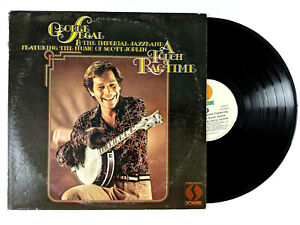 George Segal And The Imperial Jazzband - A Touch Of Ragtime (1985 LP) Joplin