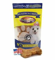 Shadow River Chicken Strips Dog Chew Treats - Premium Breast Meat Slices - 24 oz