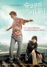 "KOREAN MOVIE ""A Man Who Was Superman"" DVD/ENG SUBTITLE/REGION 3/ KOREAN FILM"