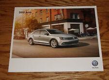 Original 2015 Volkswagen VW Jetta Sales Brochure 15