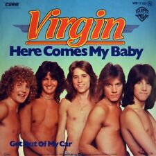 "7"" VIRGIN Here Comes My Baby CV TREMELOES CAT STEVENS WB Glam-Rock 1978 like NEW"