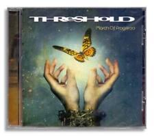 Threshold - March Of Progress [CD - NEU in Folie]
