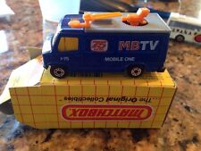 Matchbox Special Limited Edition MB68 TV News Truck