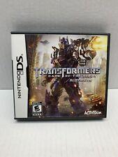 Transformers: Dark of the Moon - Autobots (Nintendo DS, 2011)