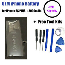 OEM Original iPhone6S PLUS Battery Large Capacity 3000mAh 0 Cycle with Tool Kit