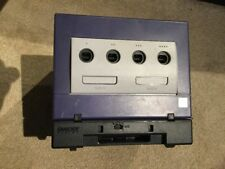 JAPAN GAMECUBE WITH GAMEBOY PLAYER..     NO DISC