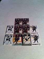 *****Tommy Sjodin*****  Lot of 25 cards.....7 DIFFERENT / Hockey