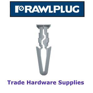 Plasterboard Wall Plug Fixings Cavity Anchor Rawl Plugs