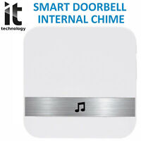 IT Smart Video Doorbell Chime Receiver - Dingdong - 52 Melodies - UK Plug