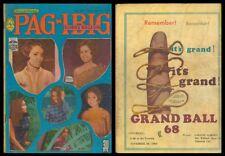1968 Philippines PAG-IBIG KOMIKS MAGASIN #201 Comics