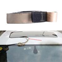 1x 3m Auto Car Windshield Seal Rubber Sunroof Window Glass Moulding Strip Kit