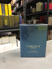 VERSACE EROS MEN COLOGNE 6.7 6.8 OZ EDT SPRAY NEW IN BOX