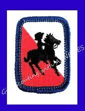 HORSE SENSE Cadette Senior Girl Scout Interest Project Patch IPA NEW Horseback