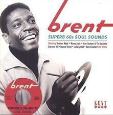 Brent SUPERB 60s Soul Sounds 0029667242028 Various Artists