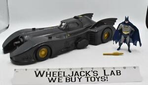 "Batmobile 16"" Batman Returns 1992 Kenner DC Comics Action Figure Vehicle"