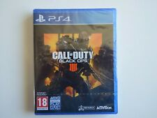 Call of Duty: Black Ops IIII (4) on PS4 in NEW & FACTORY SEALED Condition