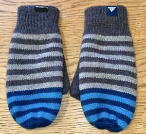 Adidas Clima Warm Fleece Lined Mittens Size Small