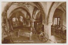 Suffolk postcard - Moyse's Hall, Bury St Edmunds - RP