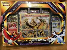 Pokemon X & Y Break Evolutions Box Ho-oh & Lugia