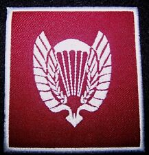 Norway Norwegian Special Forces HJK Patch (SQ)