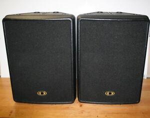 Dynacord Lautsprecherbox D12 gebraucht PAAR
