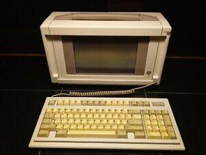 Compaq II Portable 386 Vintage Computer / Model 2670 / Includes Vintage Tote Bag
