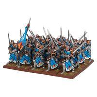 Mantic Games Kings of War BNIB Basilean Paladins (20) MGKWB22-1
