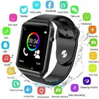 Waterproof Bluetooth Smart Watch Phone Mate Men Women For iphone IOS Android