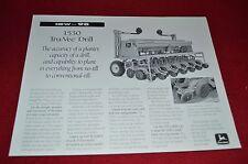 John Deere 1530 Drill Dealer's Brochure DKE6738 97-08 LCOH
