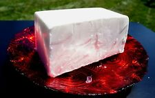 GLYCERIN MELT & POUR SOAP BASE WITH SHEA BUTTER ORGANIC PURE 10 LB