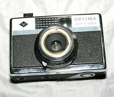 Agfa Optima Rapid 500V film camera