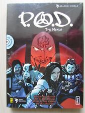 P.O.D. THE NEXUS BOOK WITH CD (JUVENILE FICTION) NEW/SEALED.