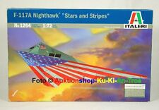 Italeri 1264 - Lockheed F-117 A Nighthawk Stars and Stripes - Bausatz 1:72 OVP