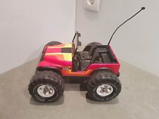 Vintage Tonka Red Jeep Dune Buggy MR-970 Pressed Steel 1970's