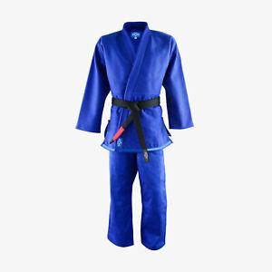 BRYAN Training Judo Suit Adult 450g Judoka Uniform Mens Women Kids Judo Gi
