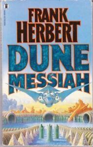 Dune Messiah by Frank Herbert B00451UOPG