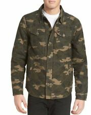 LEVI'S® Men's Camouflage Quilted Shirt Jacket size: L