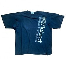 Vintage 90s Roland Music Instrument Synth Shirt
