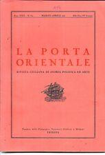 rvs 02 TRIESTE - LA PORTA ORIENTALE Topografia - Scavi Basilica di Grado - 1952