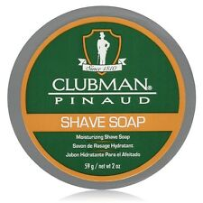 Clubman Pinaud Shave Soap 2 oz (Pack of 2)