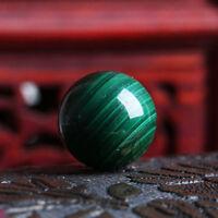 MALACHITE Green Gemstone Ball Crystal Sphere Healing Magical 50mmX50mm