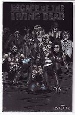 ESCAPE OF THE LIVING DEAD ANNUAL #1 Platinum Foil Variant! (NM+) Avatar Press