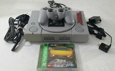 Sony PlayStation 1 Controller Need for Speed Hot Pursuit Bundle Tested