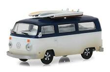 Greenlight 1:64 1973 VW Type 2 w Surf Boards HOBBY Eclusive