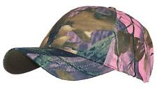 Real Tree Hardwoods Camouflage Hat, Outdoors, Hunting, Fishing # 950 Pink Camo