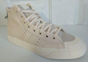 Adidas Originals FX8010 Pharrell Williams Men's PW NIZZA HI RF Shoes Size 8