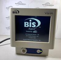 Aspect Medical Systems BIS VISTA Bispectral Index Monitor system Bisx EEG-TESTED