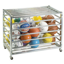 BRAND NEW CHAMPION SPORTS LOCKABLE BALL STORAGE LOCKER FREE POSTAGE