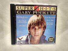 Gary Puckett Super Hits Super Star 2013 Gusto Records                     cd6454